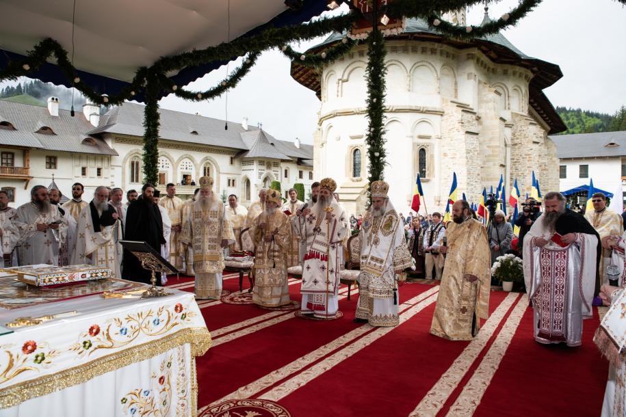 Fotografii: Mănăstirea Putna